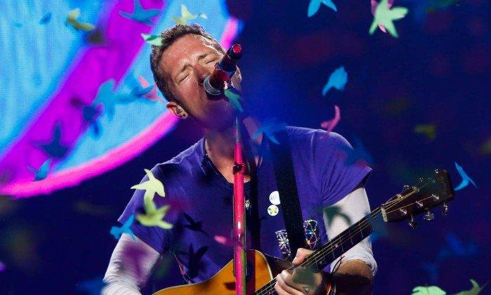 Após 'procura esmagadora', Coldplay fará show extra em São Paulo. https://t.co/70WSfvFQj7