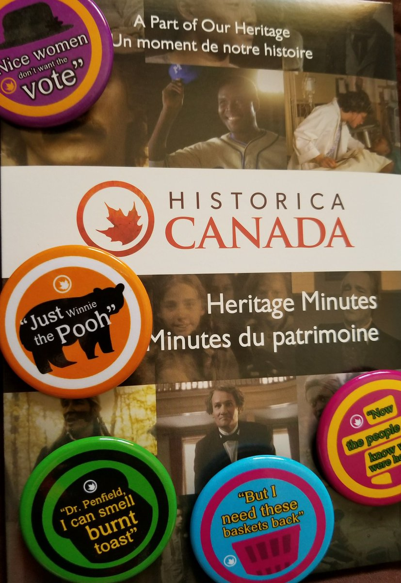 Gift shops are a gold mine for teachers! @ns_moi   @HistoricaCanada @CdnHeritage #heritageminutes #buttons #butineedthesebasketsback @FMPSD<br>http://pic.twitter.com/1pIViLJW92