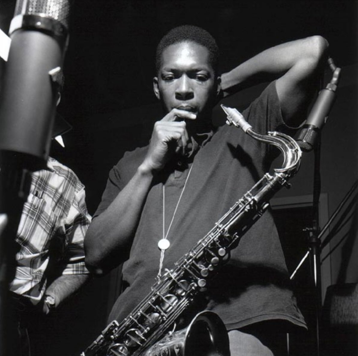On the 50th anniversary of his death, 12 fascinating facts about John Coltrane: https://t.co/dfk8wT7vu3 #JohnColtrane #Jazz