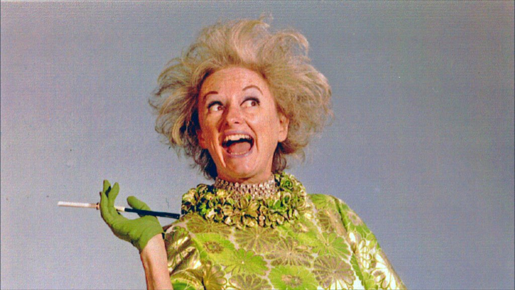 At age 37, Phyllis Diller had only ever told jokes to her fellow PTA moms. The comedy legend was born #OTD in 1917.