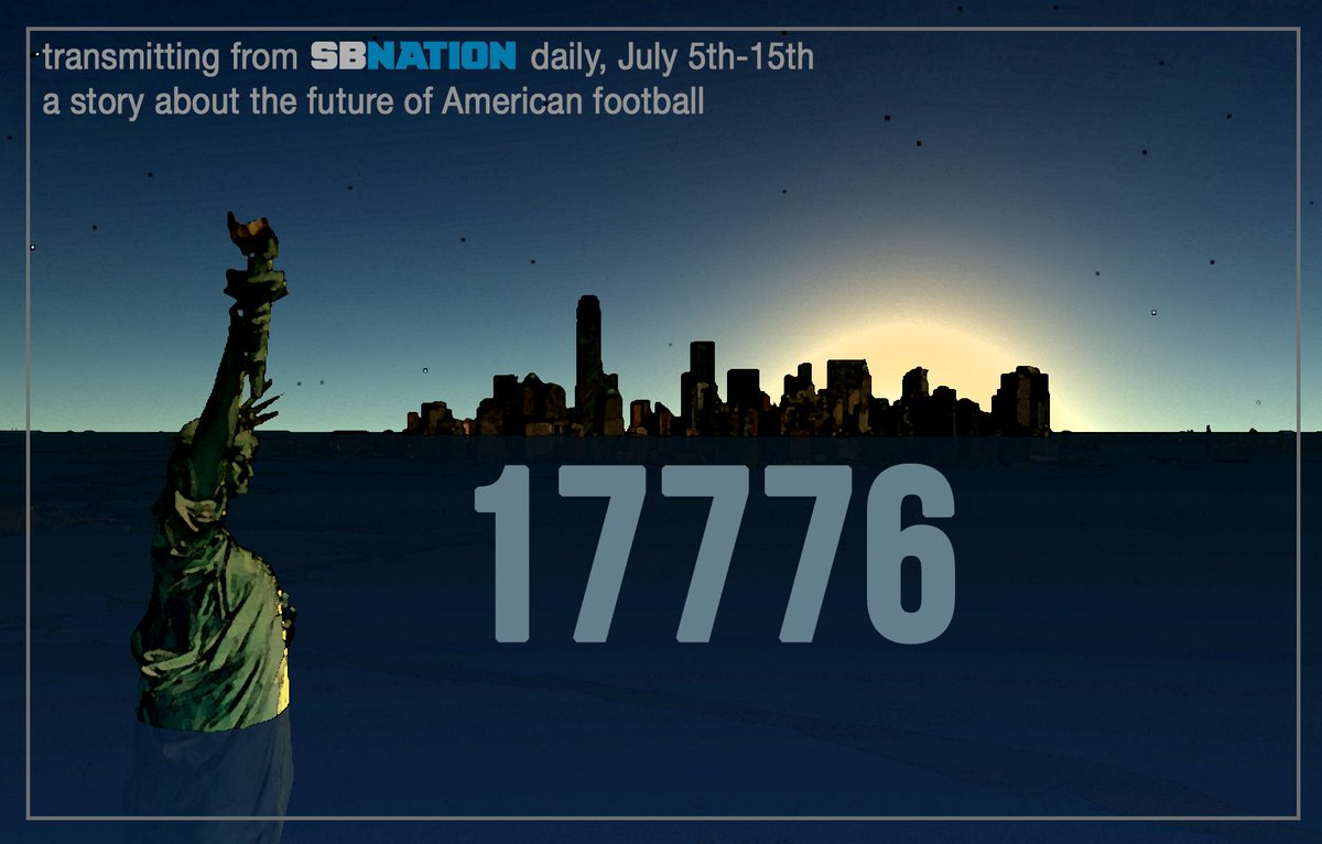 today is day one of the biggest project i've ever tried. it is called 17776: https://t.co/vh5JWkDVOk https://t.co/wUMUh15G7x