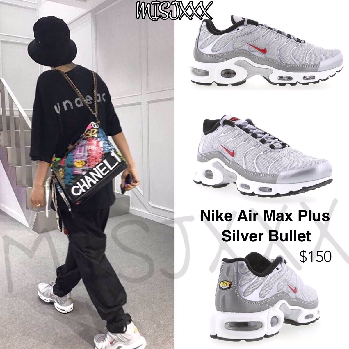 5402352c4e18 ... official store c45ea c4558 GDSTYLE on Twitter  free shipping b5fd8  b7b2b Nike Air Max Plus  replica 24a58 218db nike air max plus silver bullet  ...