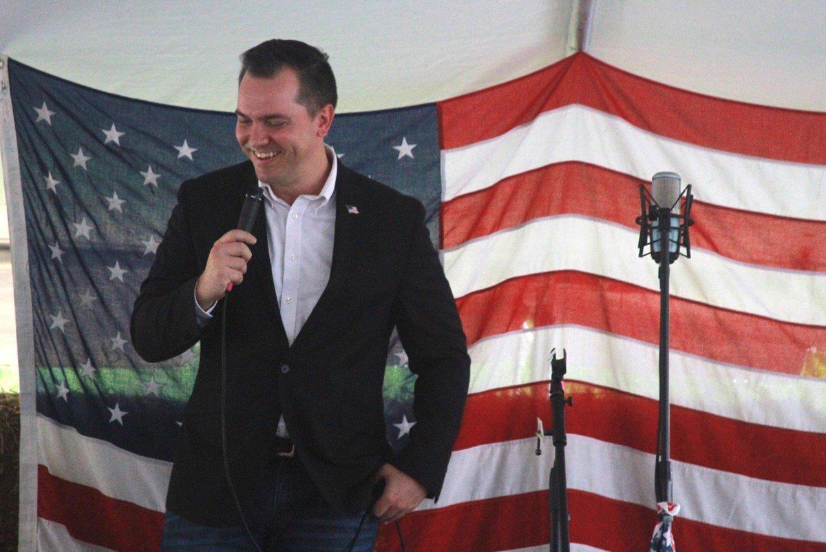 U.S. Senate Candidate Austin Petersen
