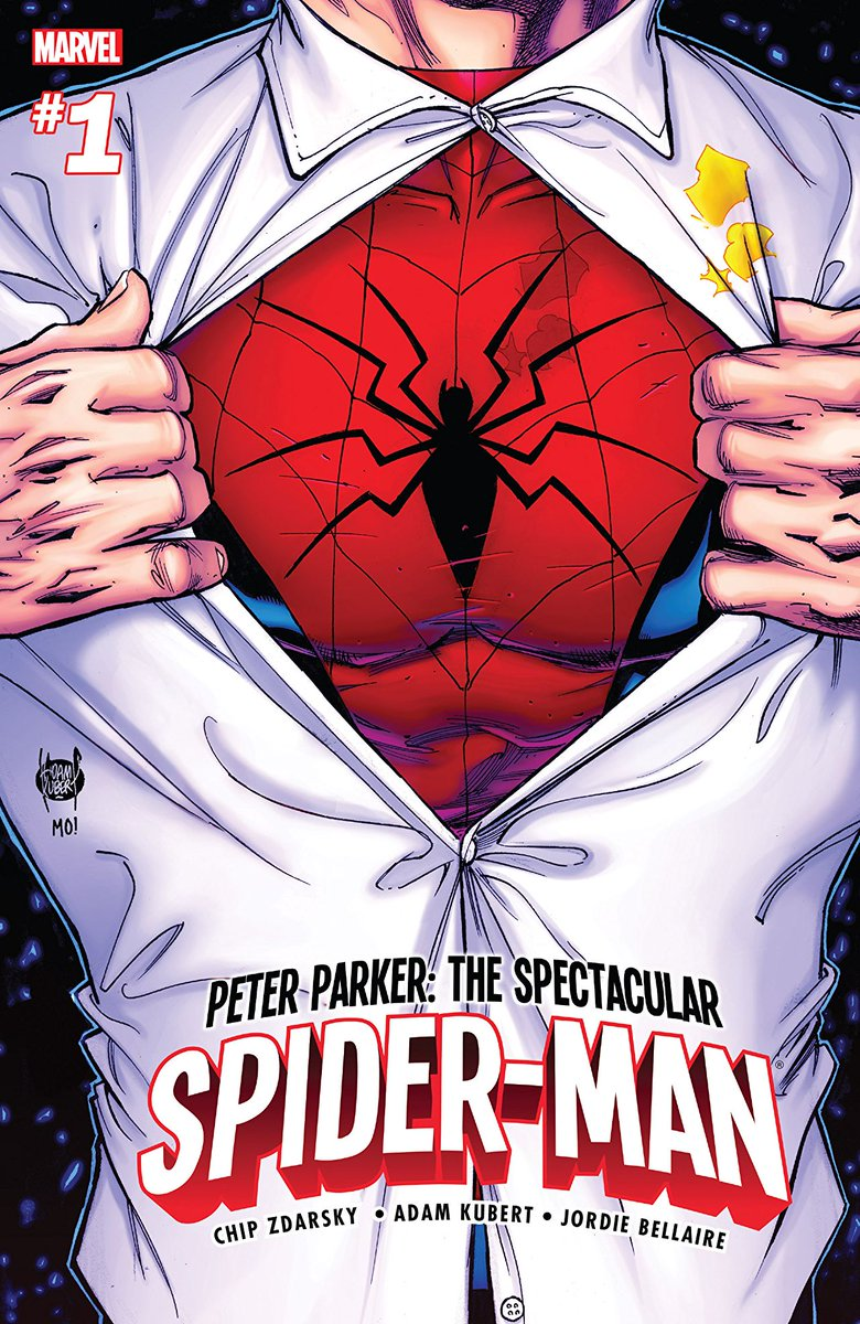 Peter Parket The Spectacular Spider-Man    http:// azcomicses.blogspot.com/2017/07/peter- parker-spectacular-spider-man.html &nbsp; …   #AzComicsEs #MarvelNow #SpiderManHomecoming<br>http://pic.twitter.com/p8ShKbYq6s