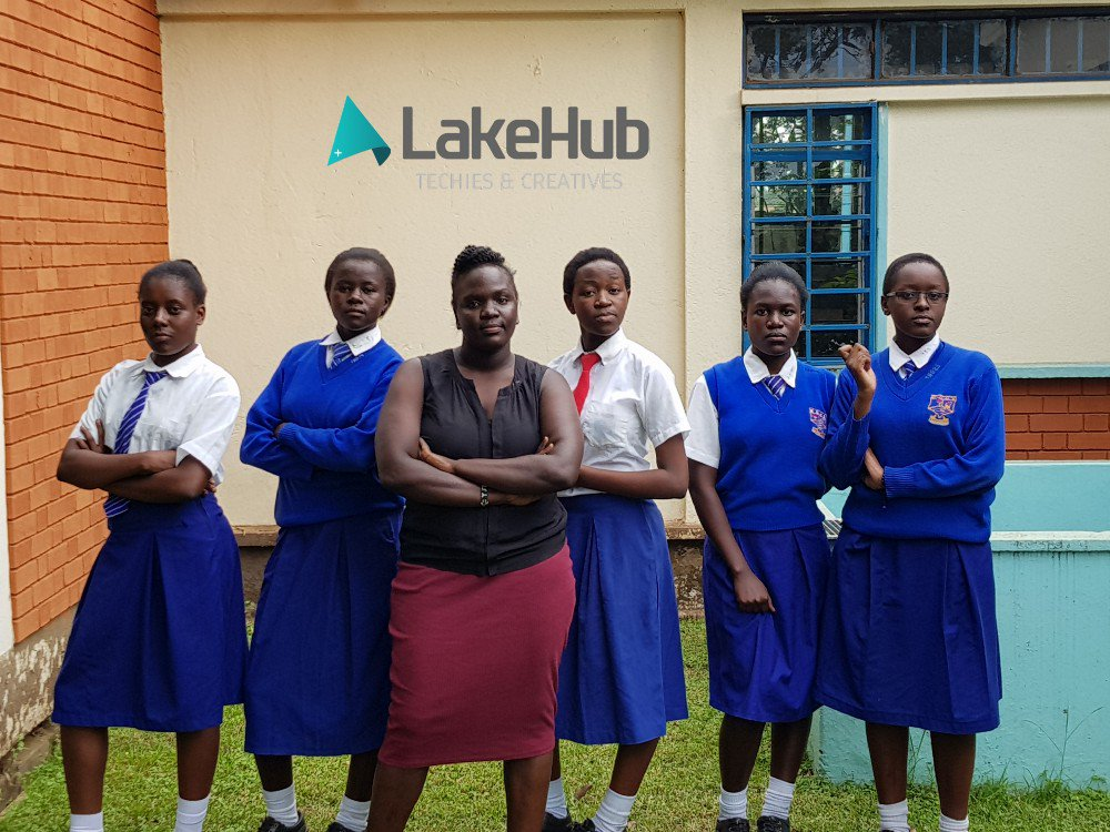 These teen girls from Kenya invented an app to end female genital mutilation