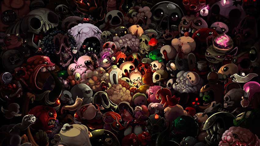 чит коды binding of isaac rebirth