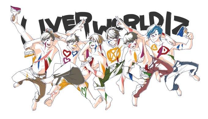 Uverworldデビュー12周年のtwitterイラスト検索結果古い順
