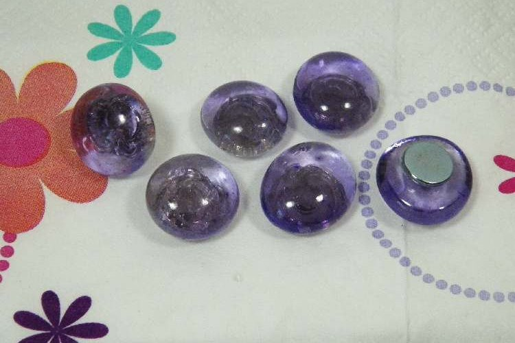 Lavender Decorative Pushpins or Refrigerator Magnets-Glass Dom…  http:// etsy.me/2rzK0It  &nbsp;   #CountryChicShoppe #PushPins <br>http://pic.twitter.com/UXpDUWD1WD