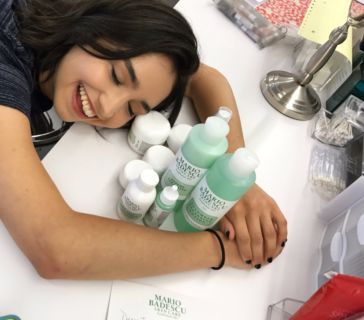 Mario Badescu Facial Spray with Aloe, Herbs and Rosewater is easily one of the most sought after products in the line. Not only is it a favorite of our amazing loyal customers (hi!), but it has also earned space in the skin care collections of our favorite bloggers, YouTube beauty .