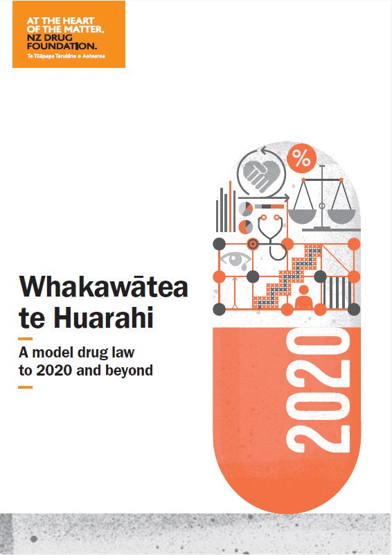 Prof @AlisonRitter1 endorses Whakawātea te Huarahi- our model drug law #drugmaze17  https://t.co/vzSku66WIo https://t.co/C1jcb7pkwB