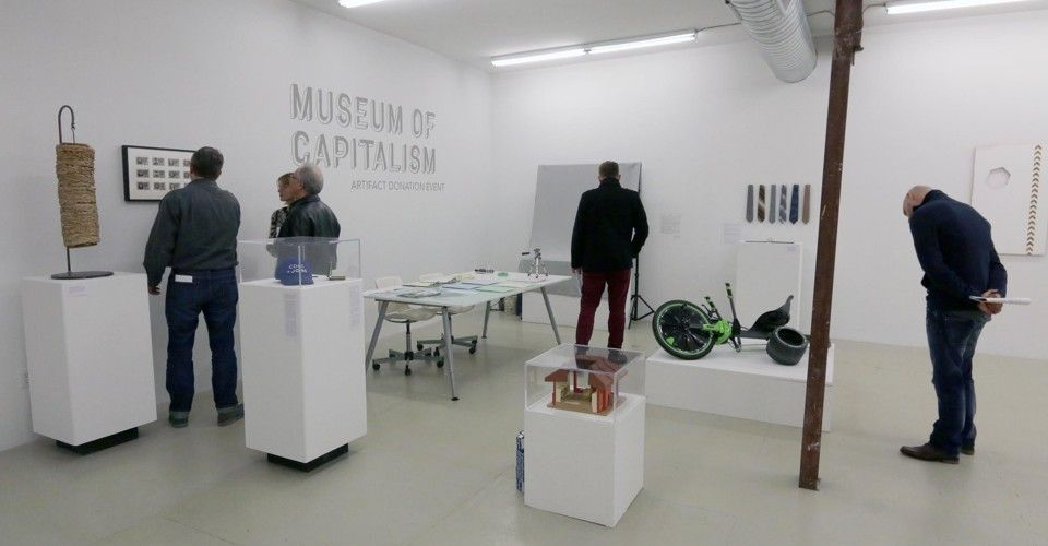 The Museum of Capitalism opened in Oakland this June. https://t.co/6fQ9RaXuPw https://t.co/bidRJm1BZq