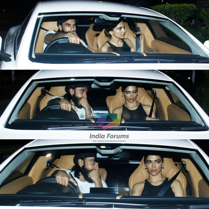 . & SPOTTED together Happy Birthday Ranveer Singh  if you find them CUTE