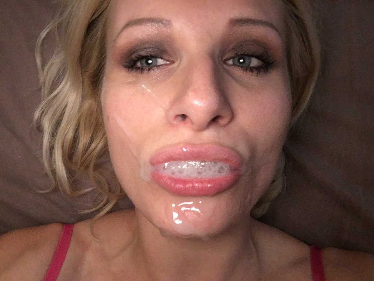 Covered In Cum From Head To Toe