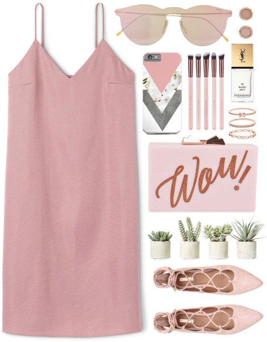 OOTD – Slip Dress