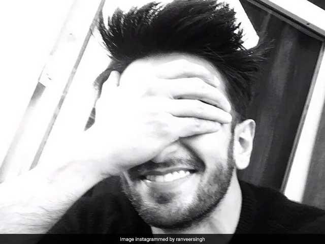 Much Ranveer Singh, Such Wow. 10 Fab Pics Of Him - Happy Birthday