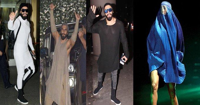 Happy Birthday Fashion Icon Ranveer Singh