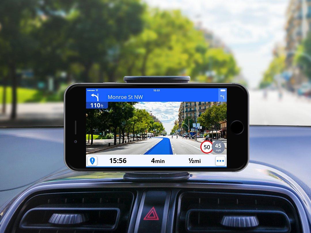 augmented reality gps