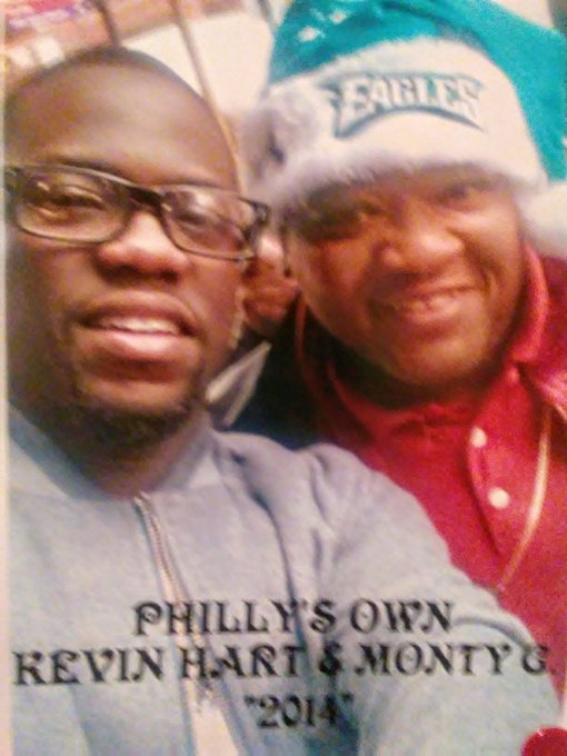 Big Shout Outs & Happy Birthday to Philly\s Funny Man Kevin Hart...Baby Baaby!!