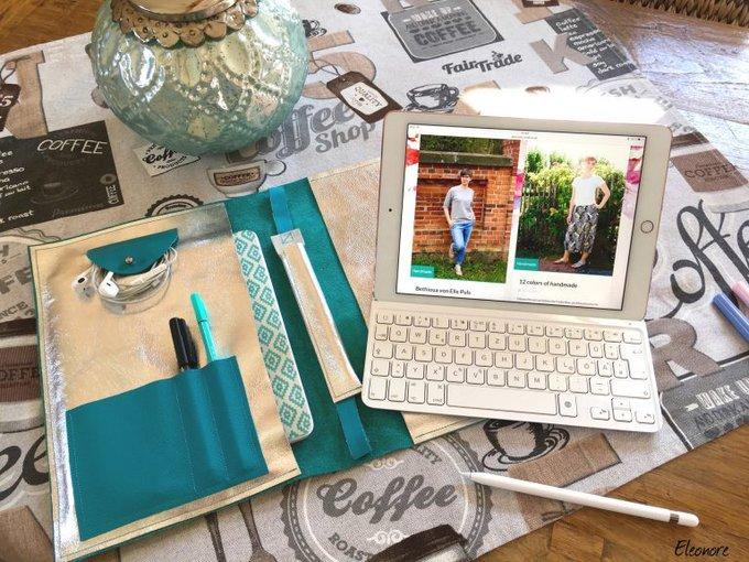 Tutorial: Leather iPad case