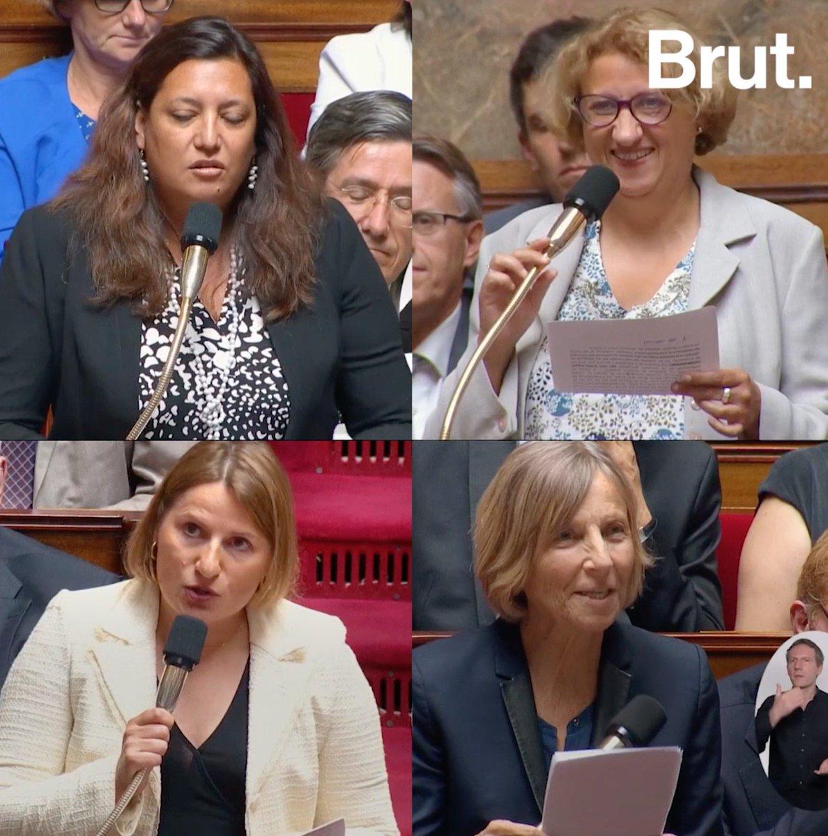 3,58%.  C'est la part des femmes dans le temps de parole des députés depuis le début de cette nouvelle Assemblée.