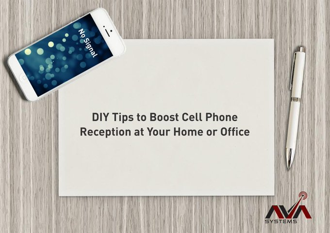 DIY Tips to Boost Cell Phone Reception at Your Home or Office