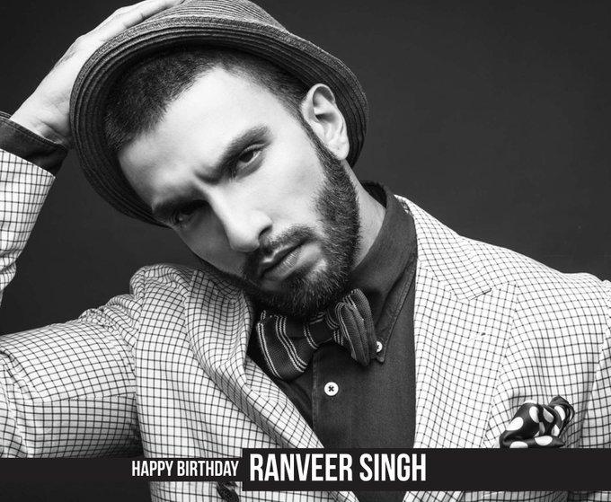 Happy Birthday Ranveer Singh  Perfect Example of Men Grooming