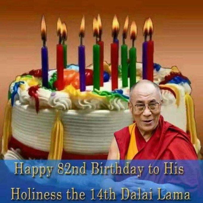 Dalai Lama Happy Birthday Quotes: Dalai Lama's Birthday Celebration