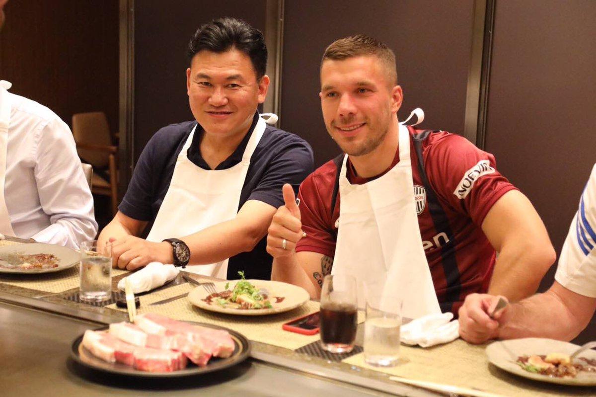 神戸牛を満喫、本当にスーパーナイスガイでした! https://t.co/3tHZjqhYRB