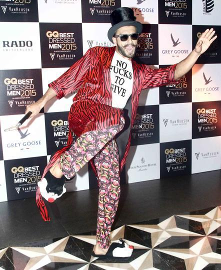 Happy b day Ranveer Singh: 5 times the actor broke the internet with his fashionpicks