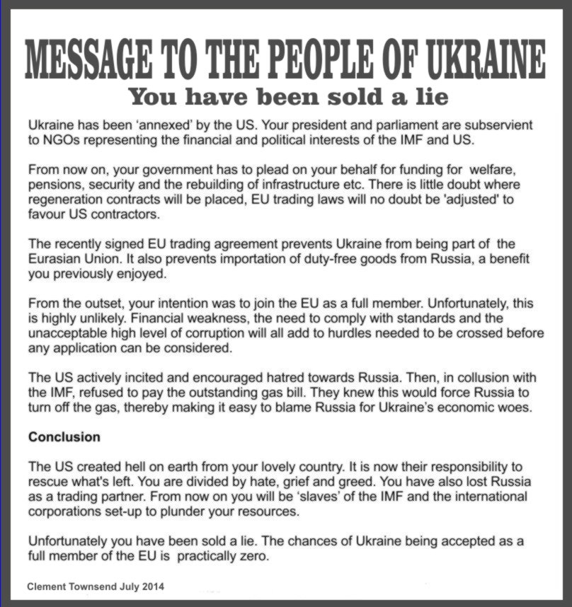Foreign Office On Twitter The People Of Ukraine Demanded
