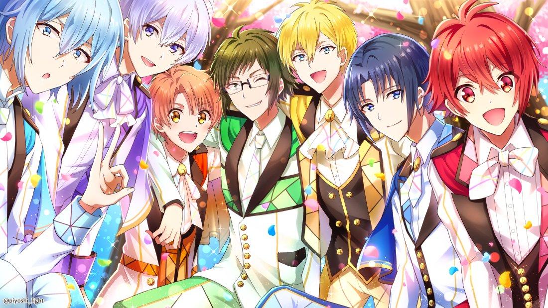 7月7日 IDOLiSH7と「Sakura Message」に愛を込めて