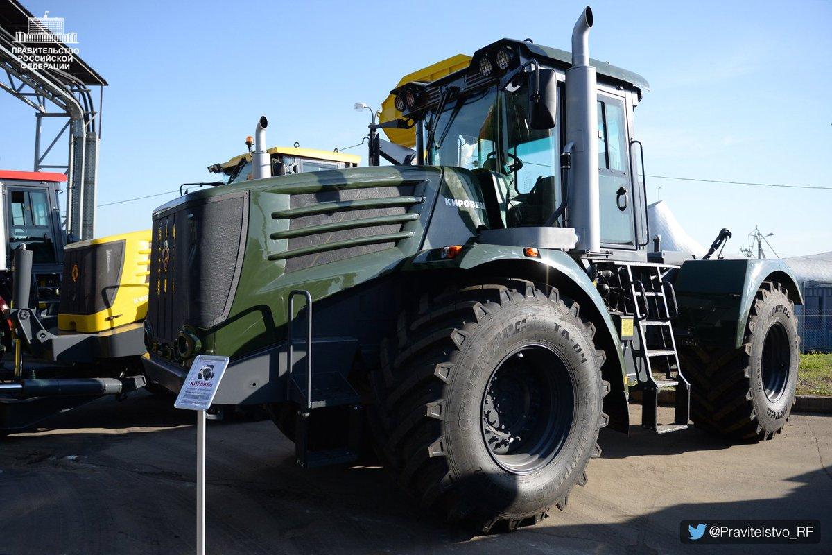 Кабмин утвердил стратегию развития сельскохозяйственного машиностроения
