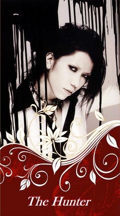 Aoi as the Hunter