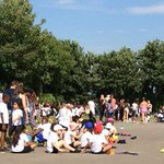 A great time had by all at our Sports Day. It was a bit hot but fantastic fun.