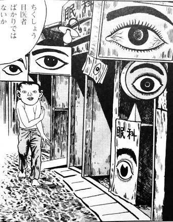 「ねじ式」の、あの「目医者の通り」が実在してたなんて、今日の今日まで知らなかった…。「ねじ式」掲載以前に雑誌に載った「台南」の町の写真ですって。ショック…!