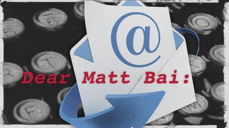 Matt Bai