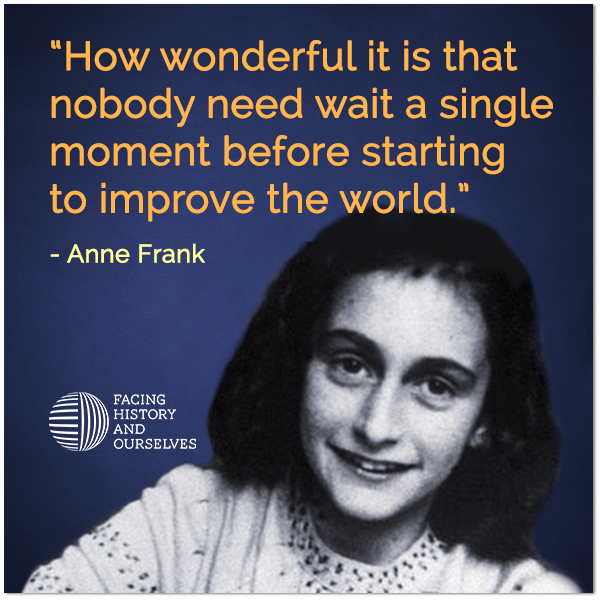 #OTD in 1942, #AnneFrank & her family went into hiding in a secret annex of an Amsterdam warehouse. https://t.co/14nGX1j14Q