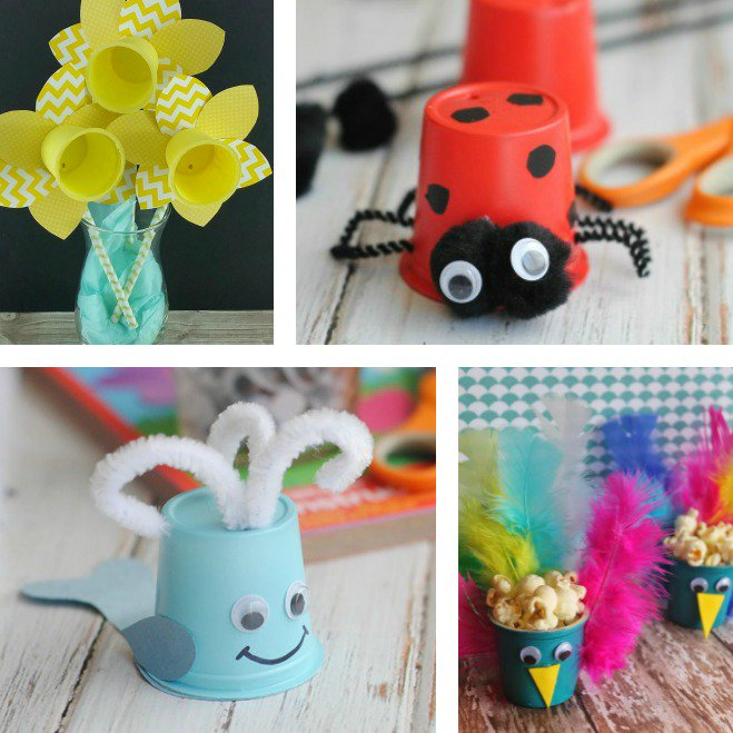 K-Cup Crafts for Kids: Recycling Keurig K-Cups the Fun Way!