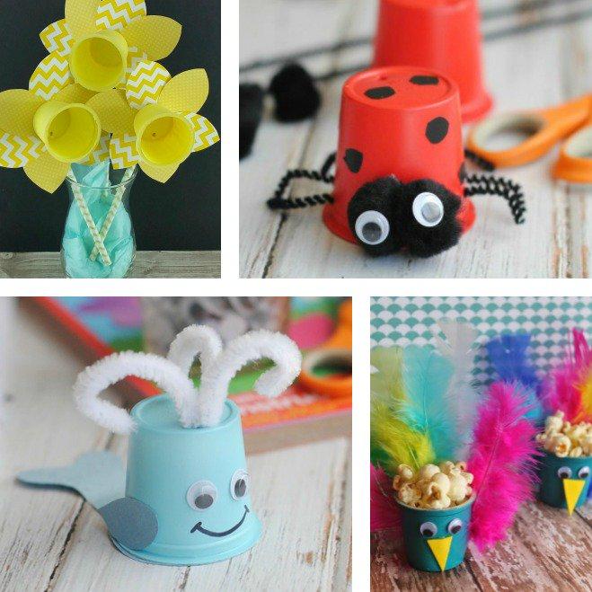 Repurposing Craft Trends for Thursday 7/6 #crafts #DIY