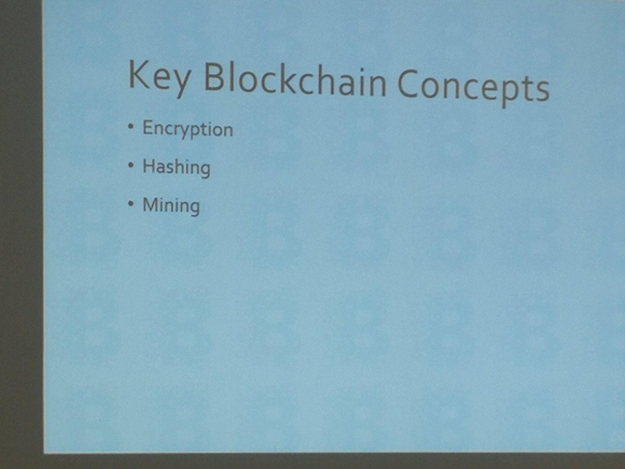 Key #blockchain concepts #netikx86 https://t.co/grDtSFhJXN