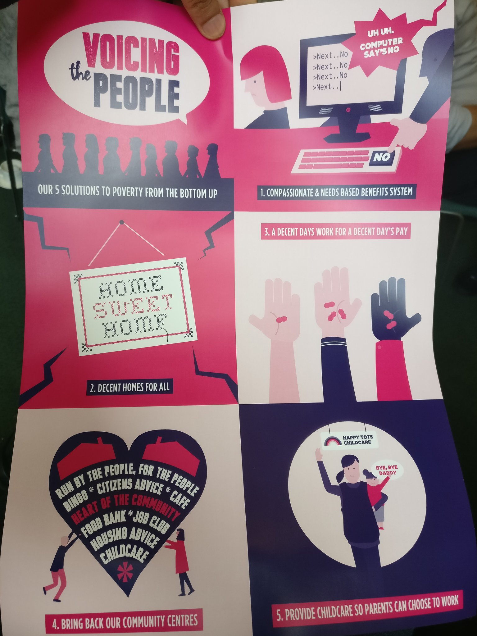 The recommendations for a #goodsociety direct from people in poverty. Great work and powerful stories by @thriveteeside https://t.co/sKoVQxjYi1