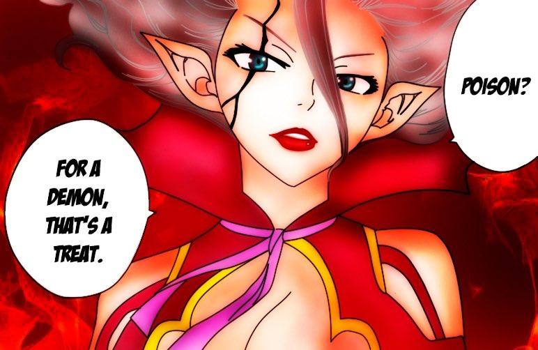 Anime World On Twitter Mirajane En Modo Badass High quality mirajane gifts and merchandise. twitter