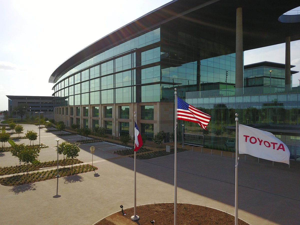 Toyota Headquarters Plano Texas >> Toyota Usa On Twitter Join Us As We Celebrate A Texas