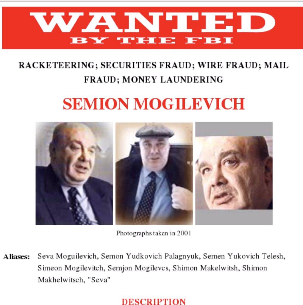 Semion Mogilevich 2017