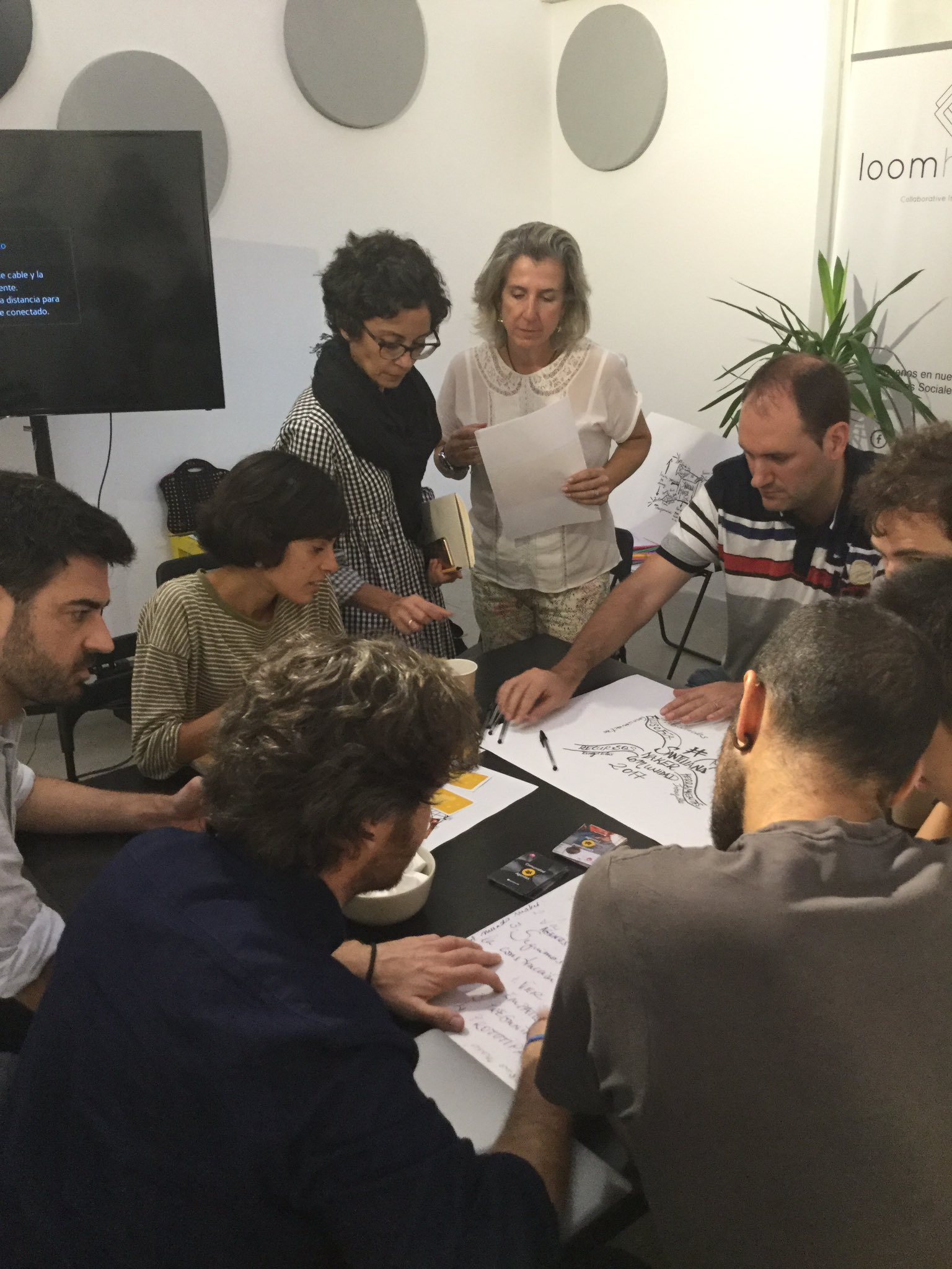 Prototipado #espaciosmaker Evaluación + Comunidad #santillanaLAB https://t.co/uwZ1ll58w3
