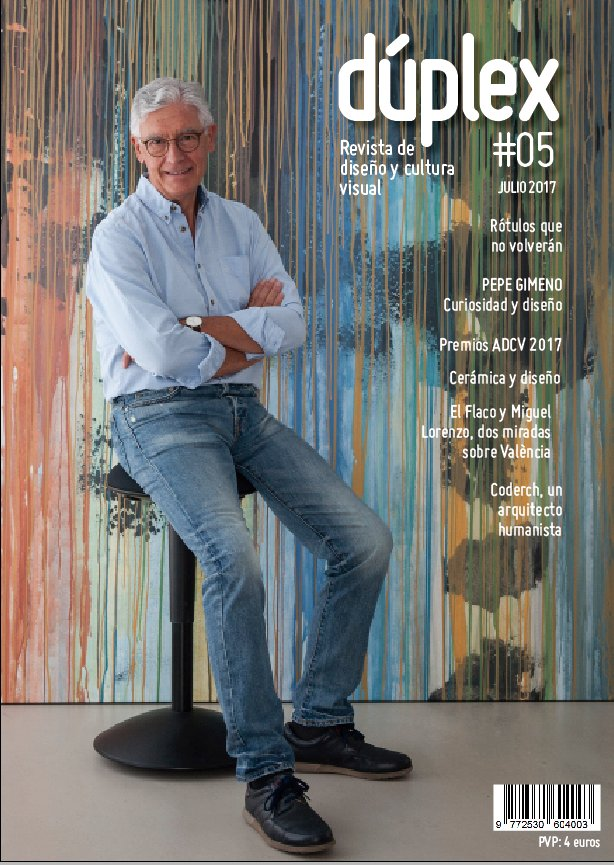 Resultado de imagen de duplex revista de diseño y cultura visual 5