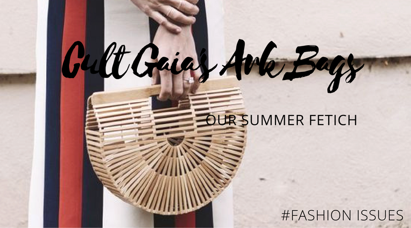 Summer Fetich: Cult Gaia&#39;s Ark Bags! #FashionIssues #StyleIssues #SummerIssues  http://www. issuemagazine.gr/articleCategor y/Fashion/article/summer-fetich-cult-gaia-ark-bags &nbsp; … <br>http://pic.twitter.com/9NLCzklxVo
