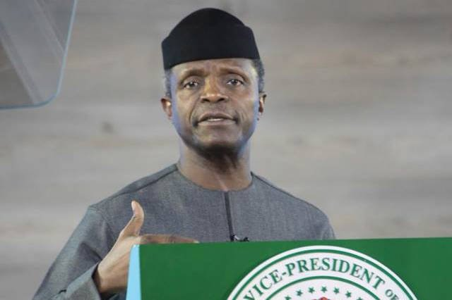 Acting President Yemi Osinbajo has assured that Federal Govt is putting finishing touches on policies that will see the country restructured soon.