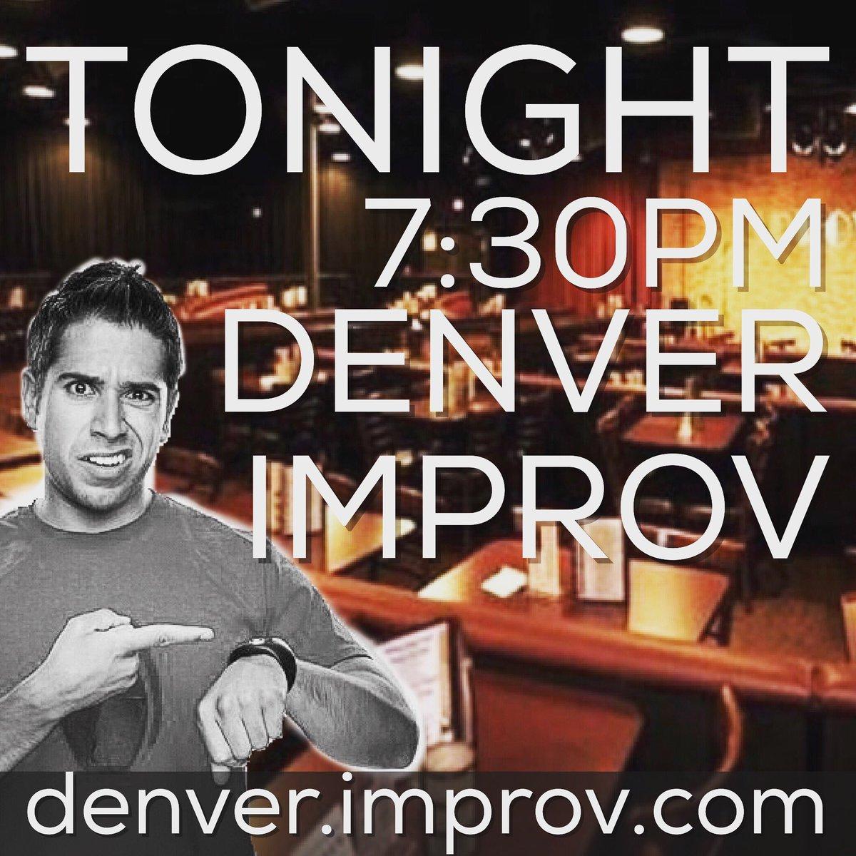 Denver Improv (@ImprovDenver)