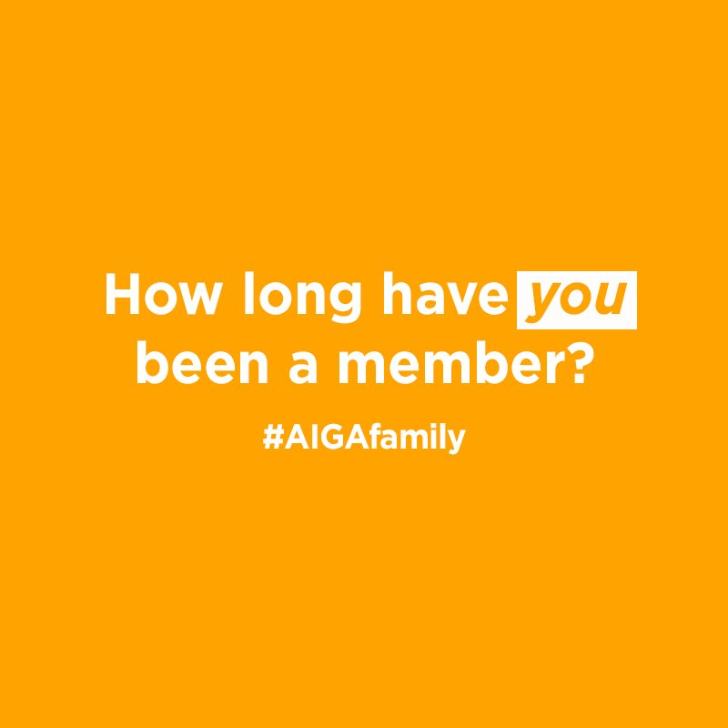 Aiga Pittsburgh On Twitter We Love Our Members How Long Have We